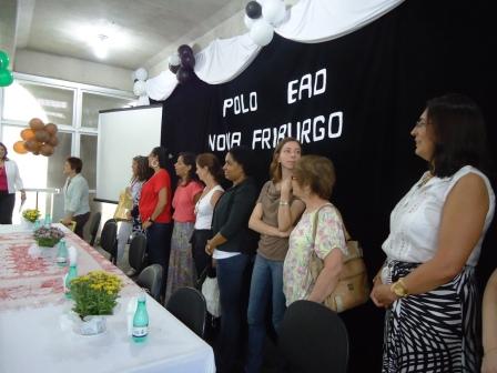 Equipe de Tutores do Polo Friburgo
