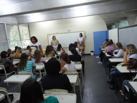Palestra Curso Pedagogia