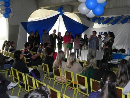 Aula inaugural - Polo CEDERJ de Nova Friburgo - Apresentação dos tutores