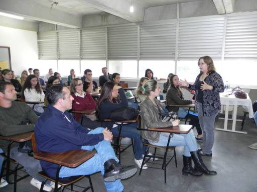 Aula inaugural – Polo CEDERJ de Nova Friburgo – Biologia