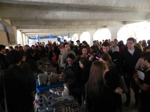 Aula inaugural - Polo CEDERJ de Nova Friburgo - Café-da-manhã