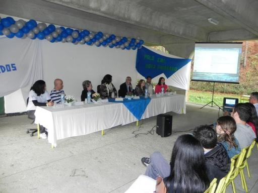 Aula inaugural - Polo CEDERJ de Nova Friburgo - Mesa 3