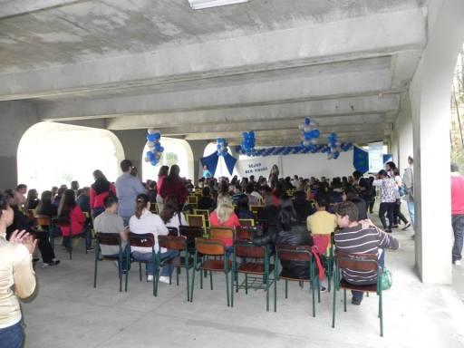 Aula inaugural - Polo CEDERJ de Nova Friburgo - Público - 3