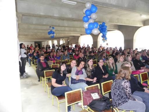 Aula inaugural - Polo CEDERJ de Nova Friburgo - Público - 5