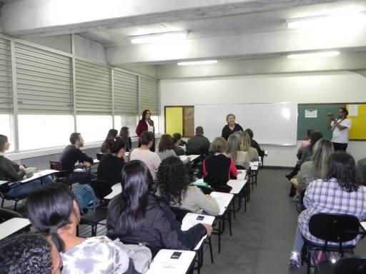 Aula inaugural – Polo CEDERJ de Nova Friburgo – Pedagogia
