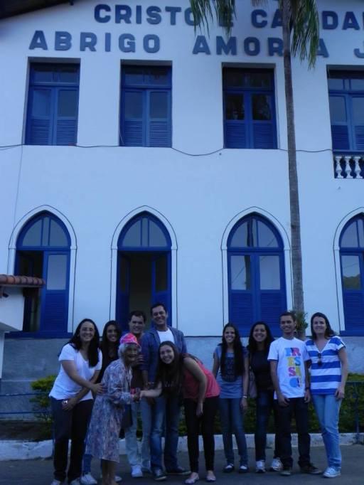 2ª visita ao LAJE - Polo CEDERJ-UAB de Nova Friburgo - 5