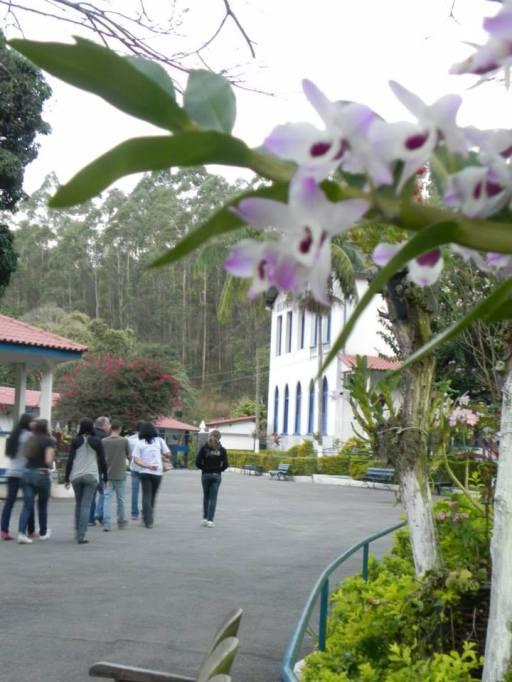 Lar Abrigo Amor a Jesus - Visita de alunos do Polo EAD de Nova Friburgo - 11