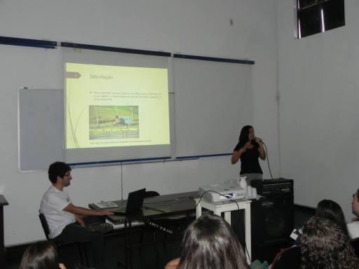 2ª fase do evento – apresentação oral