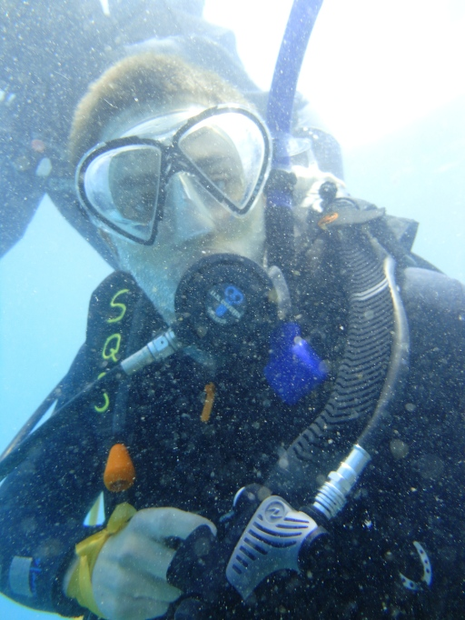 Batismo de mergulho 10