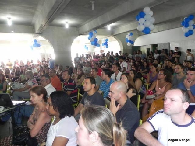 Aula inaugural 2014-1 - Polo EAD de NF - 16