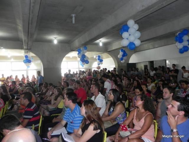 Aula inaugural 2014-1 - Polo EAD de NF - 17
