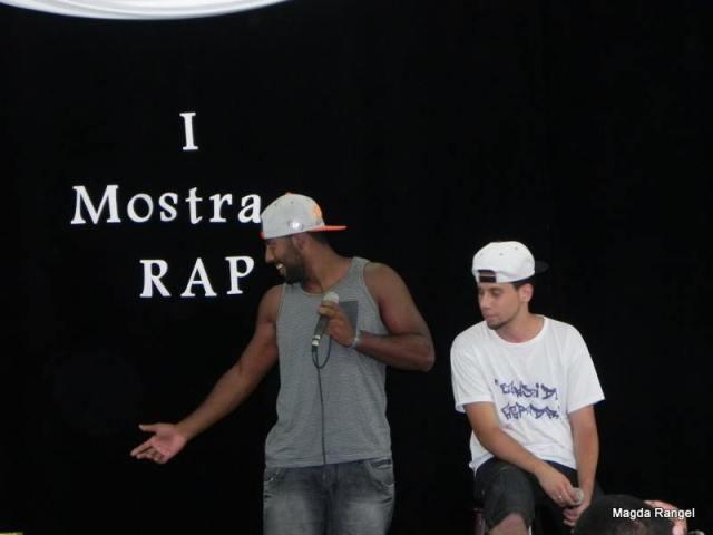 I Mostra de Rap do Polo EAD de Nova Friburgo - 11