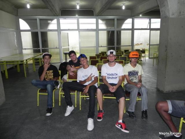 I Mostra de Rap do Polo EAD de Nova Friburgo - 4