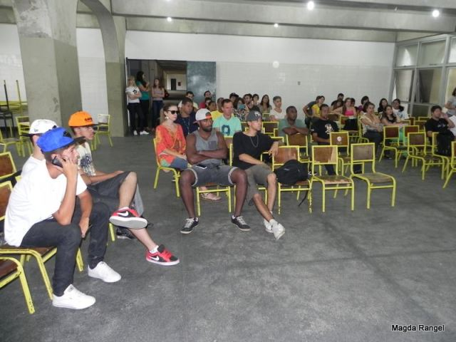 I Mostra de Rap do Polo EAD de Nova Friburgo - 8