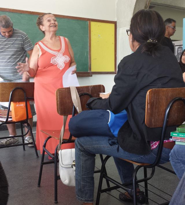 1° Visita Docente 2014