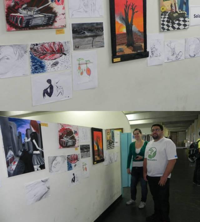 1° Circuito Artístico do Polo EAD de Nova Friburgo